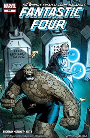 Fantastic Four (1998-2012) No.605