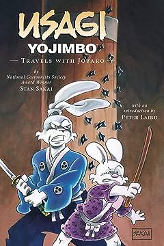 Usagi Yojimbo Vol. 18: Travels with Jotaro