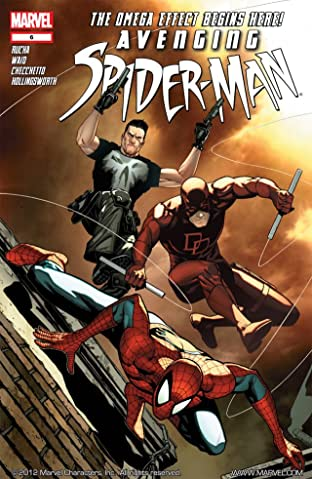 Avenging Spider-Man (2011-2013) No.6