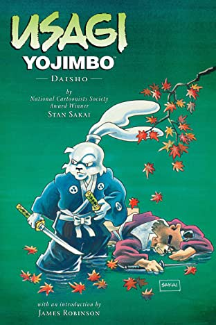 Usagi Yojimbo Vol. 9: Daisho