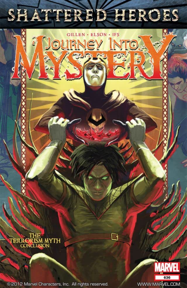 Journey Into Mystery #636