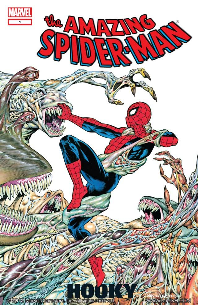 Amazing Spider-Man Hooky #1