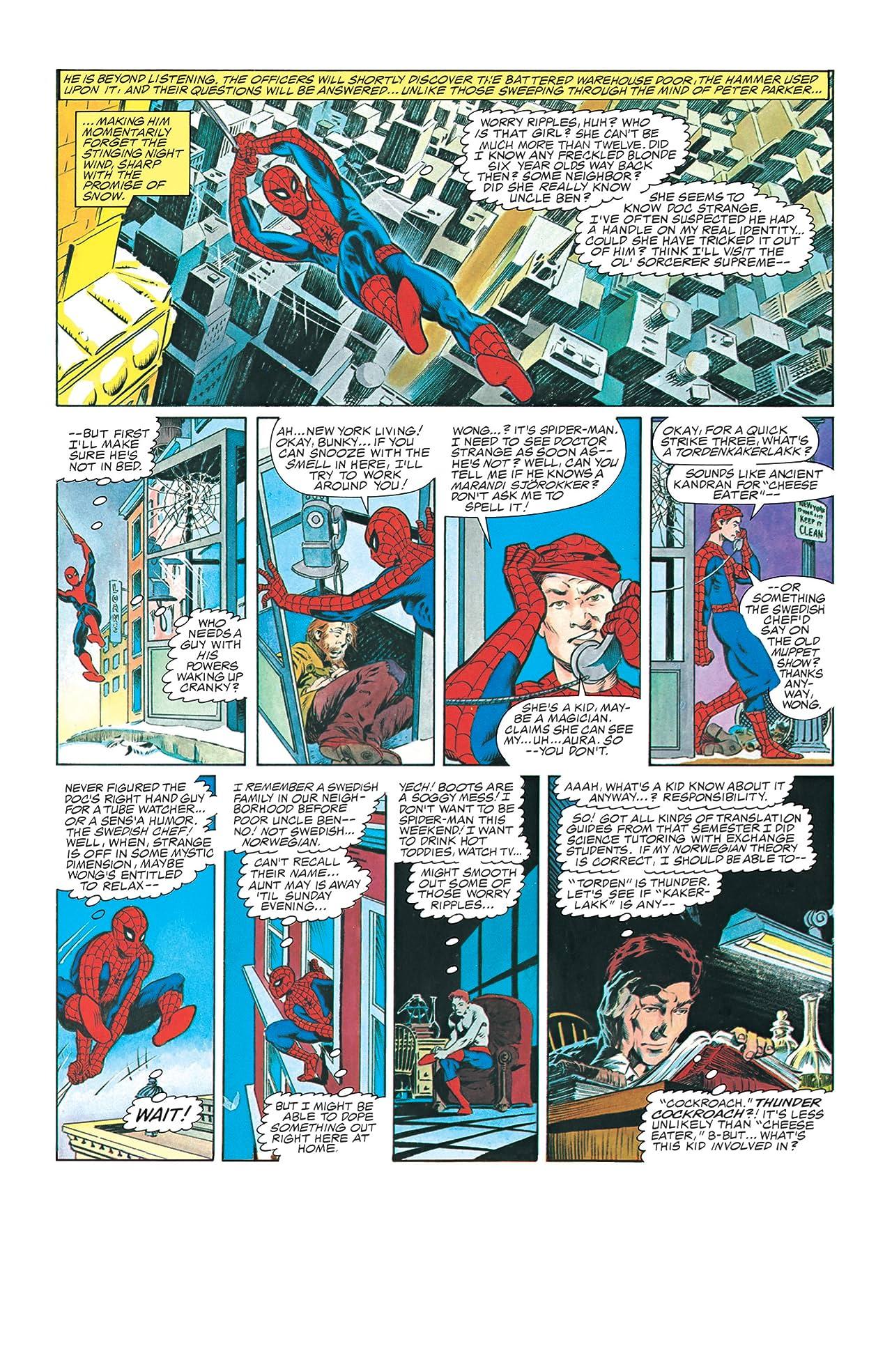 Amazing Spider-Man Hooky #1