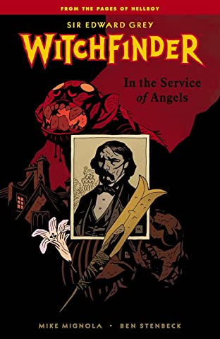 Witchfinder Tome 1: In the Service of Angels
