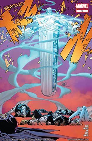 Uncanny X-Men (2011-2012) No.10