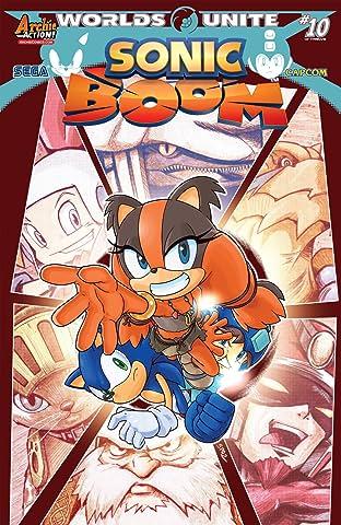 Sonic Boom #10