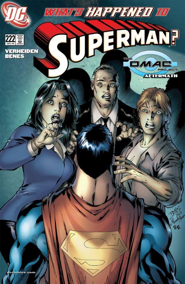Superman (1987-2006) #222