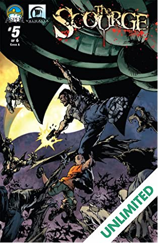 The Scourge #5