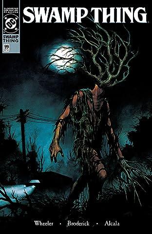 Swamp Thing (1982-1996) #99