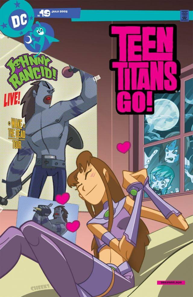 Teen Titans Go! (2004-2008) #19