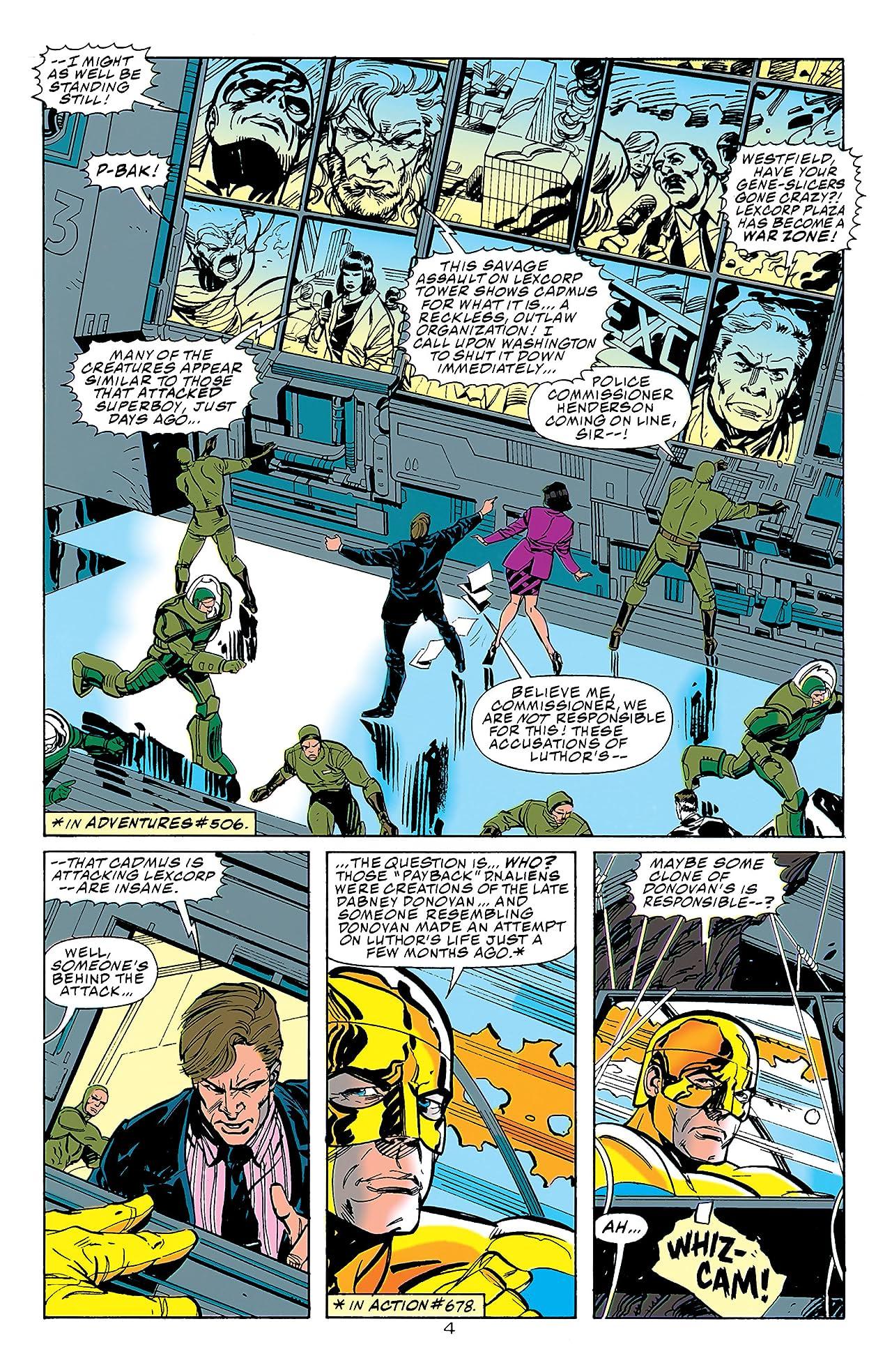 Action Comics (1938-2011) #698