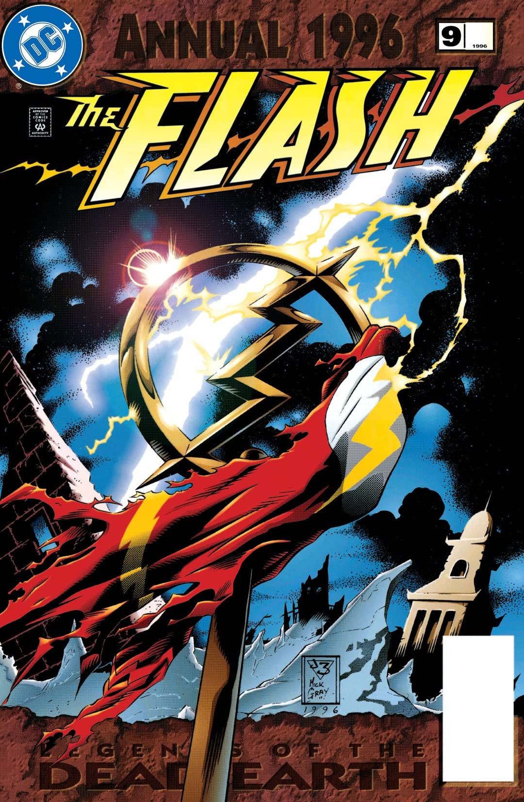 The Flash (1987-2009): Annual #9