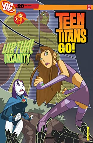 Teen Titans Go! (2004-2008) #20