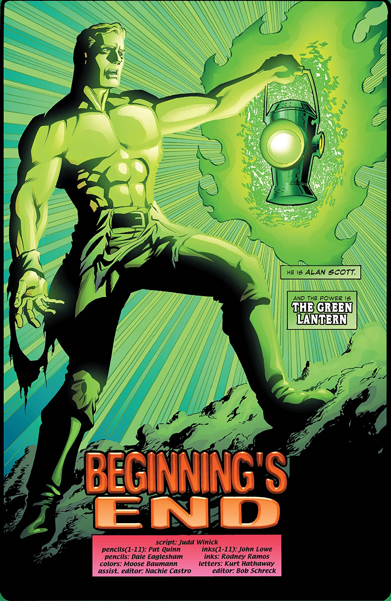 Green Lantern (1990-2004) #150