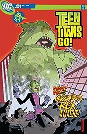 Teen Titans Go! (2004-2008) #21