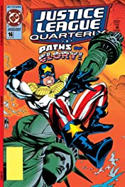 Justice League Quarterly (1990-1994) #16