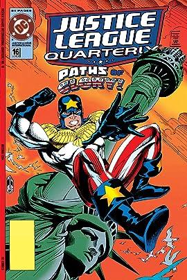 Justice League Quarterly (1990-1994) #16