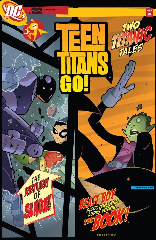 Teen Titans Go! (2004-2008) #22