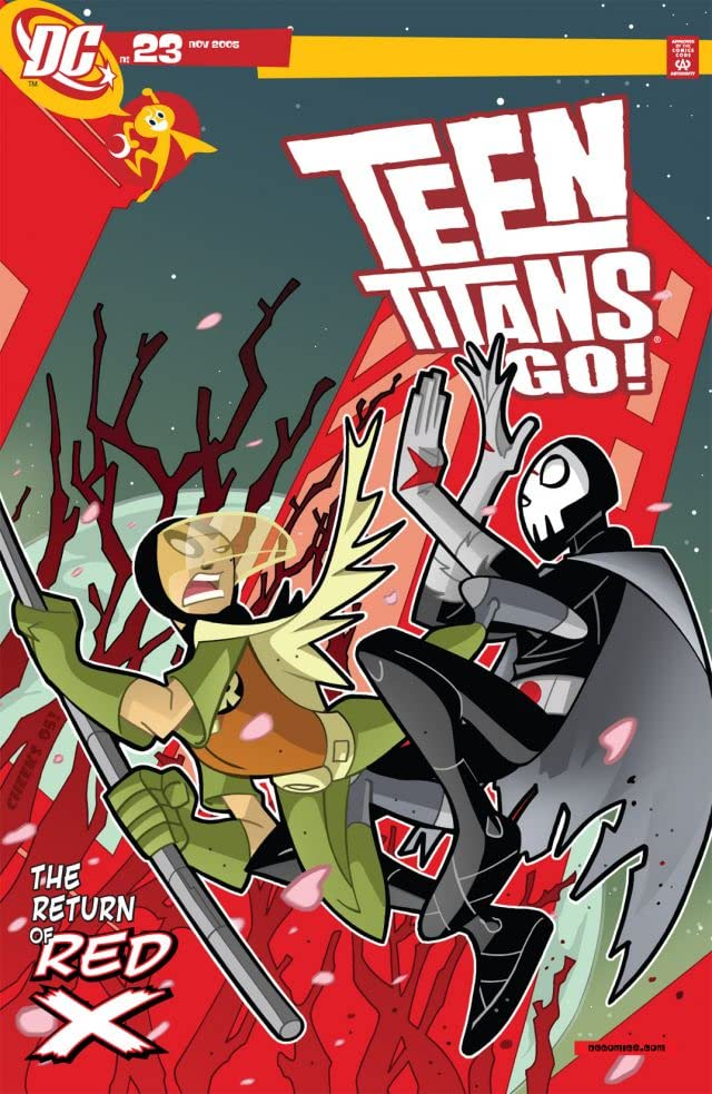 Teen Titans Go! (2004-2008) #23