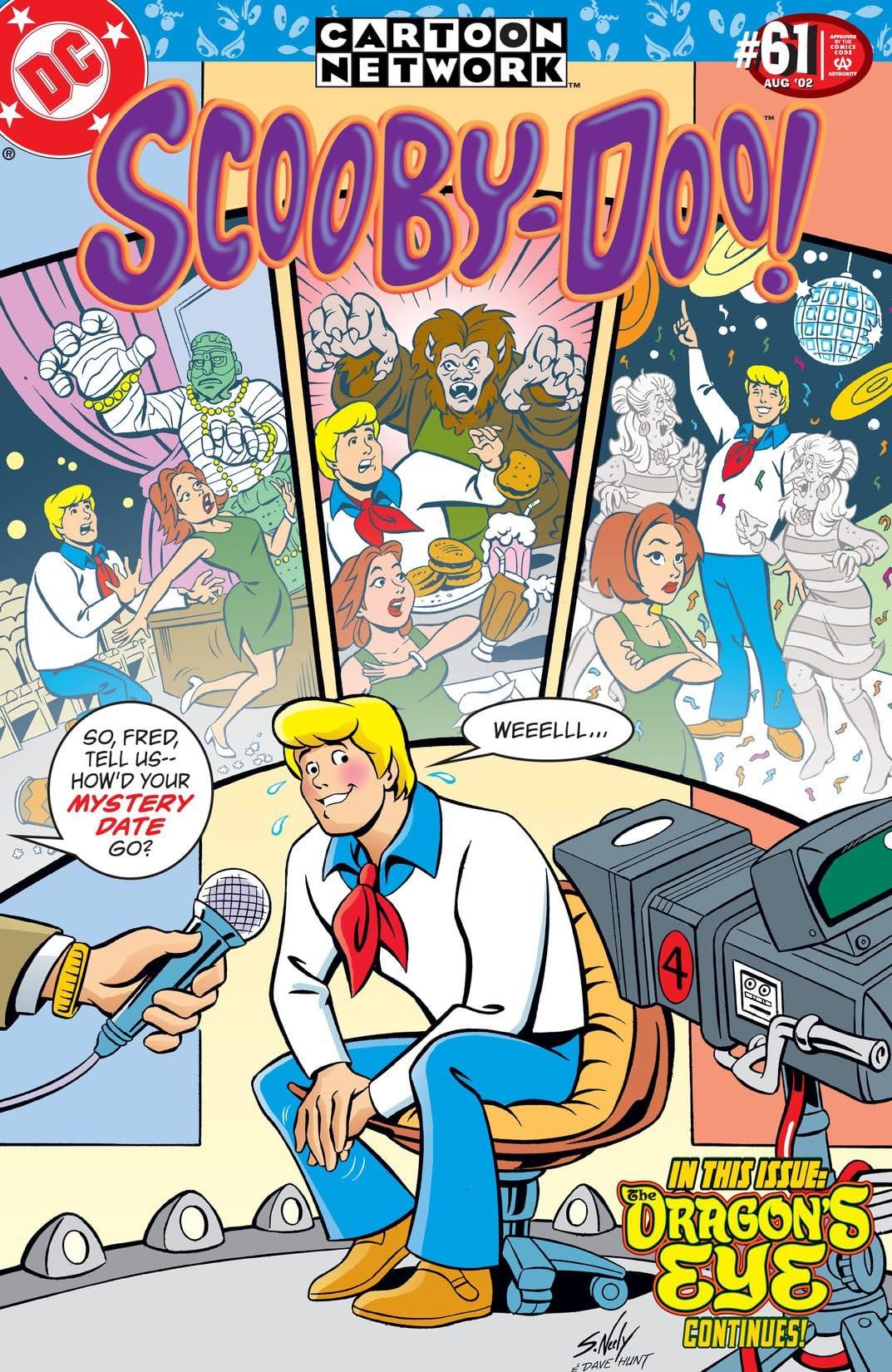Scooby-Doo (1997-2010) #61