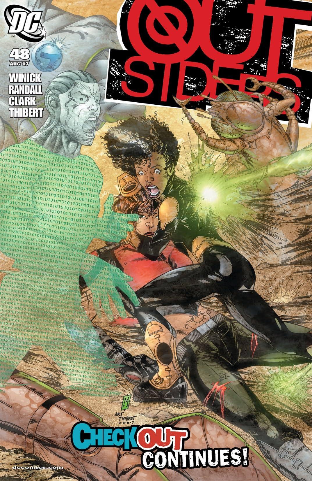 Outsiders (2003-2007) #48