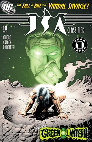 JSA: Classified #10
