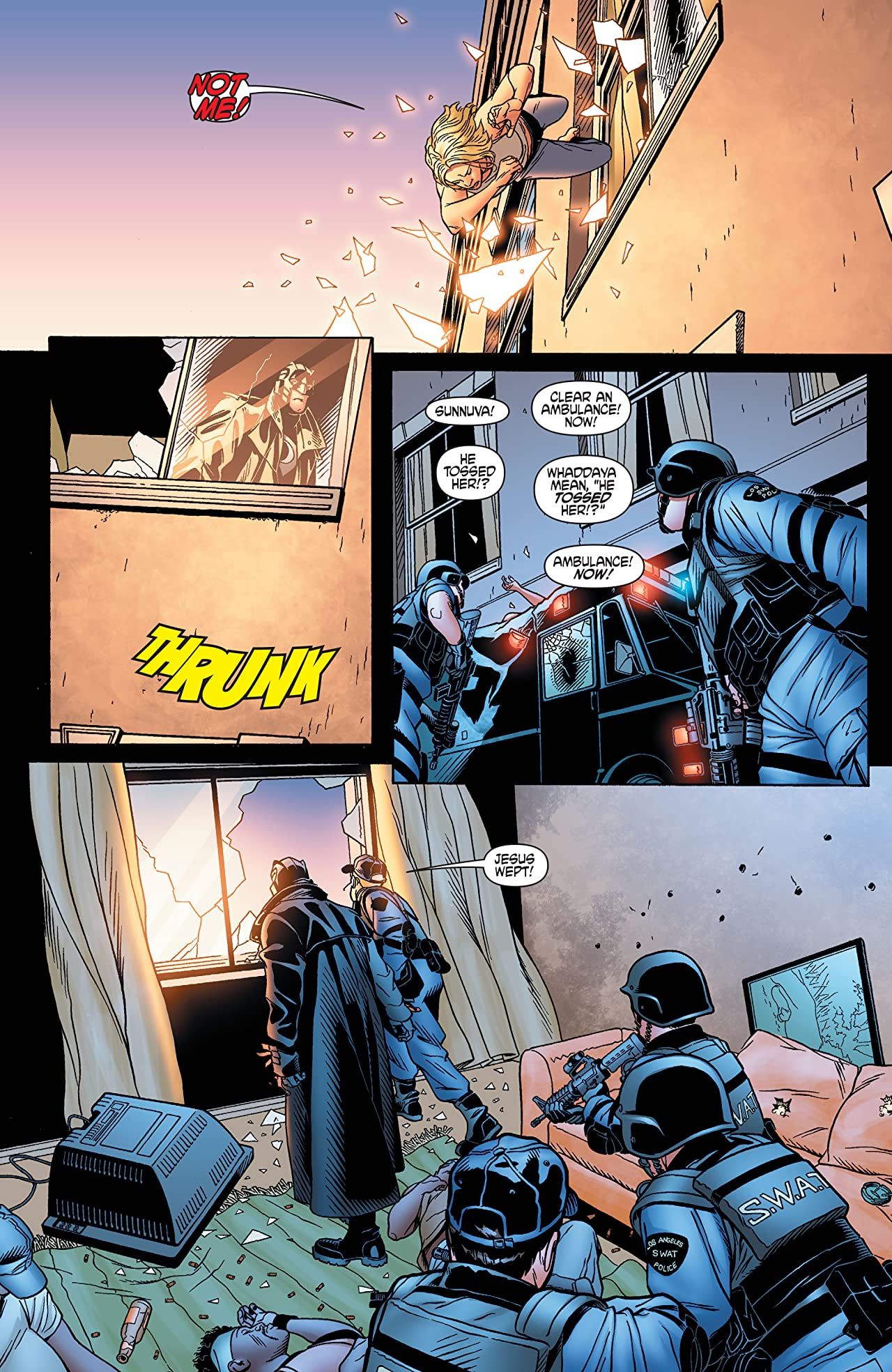 Midnighter (2006-2008) #10