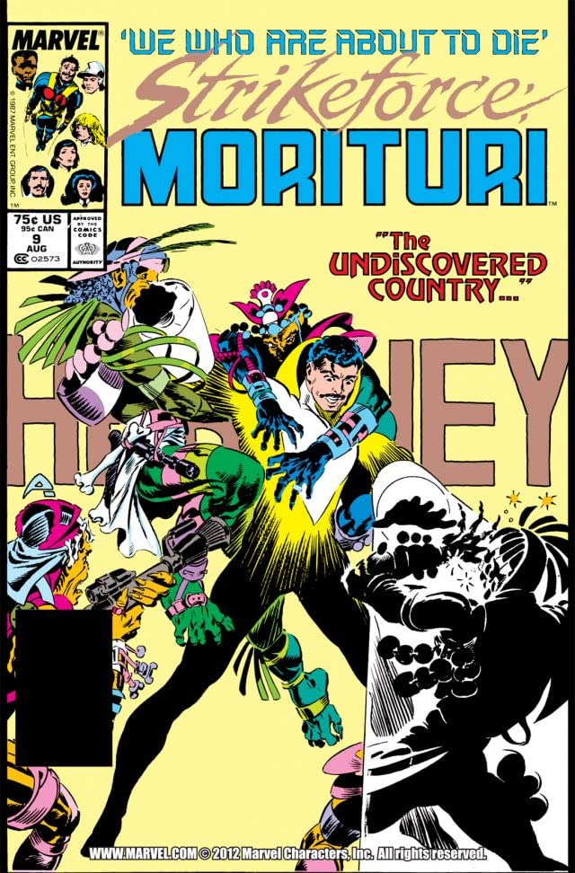Strikeforce: Morituri #9