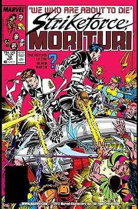 Strikeforce: Morituri #10