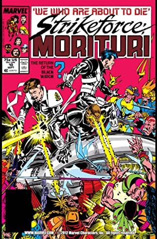 Strikeforce: Morituri #10
