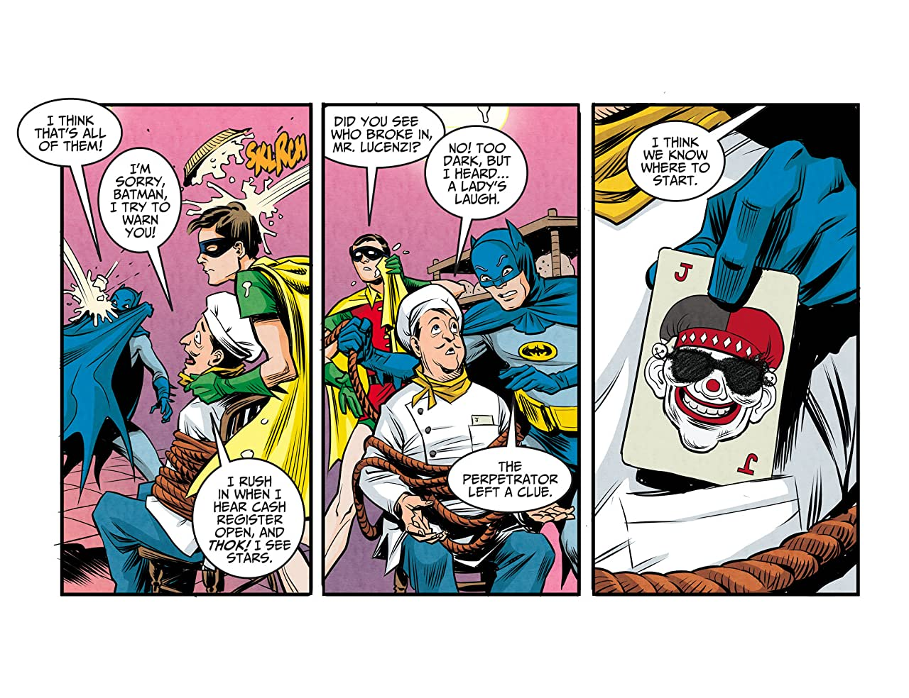 Batman '66 #62