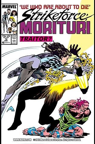Strikeforce: Morituri #12