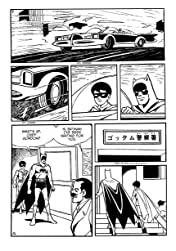 Batman: The Jiro Kuwata Batmanga #49