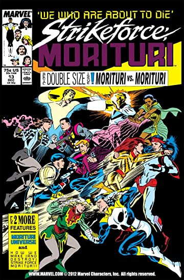 Strikeforce: Morituri #13