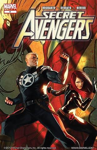 Secret Avengers (2010-2012) No.6
