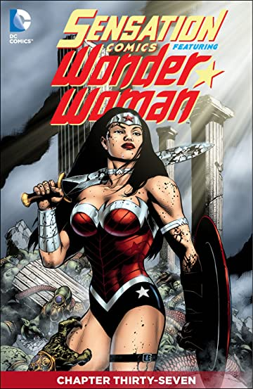 Sensation Comics Featuring Wonder Woman (2014-2015) #37