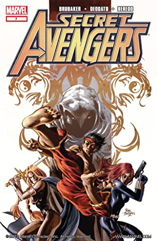 Secret Avengers (2010-2012) No.7