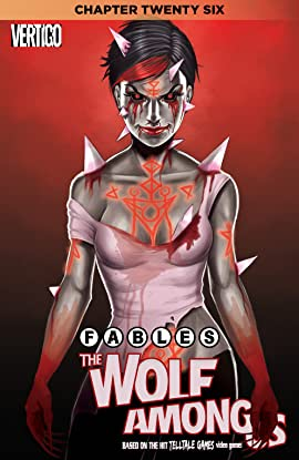 Fables: The Wolf Among Us No.26