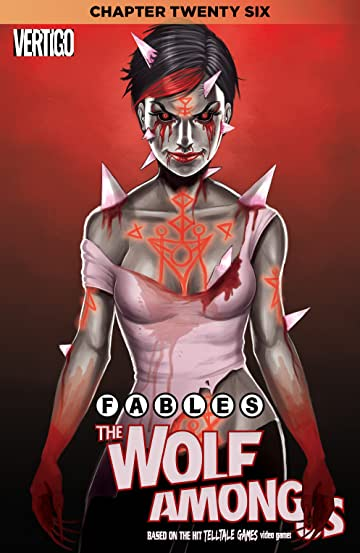 Fables: The Wolf Among Us #26
