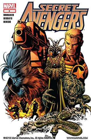 Secret Avengers (2010-2012) No.8