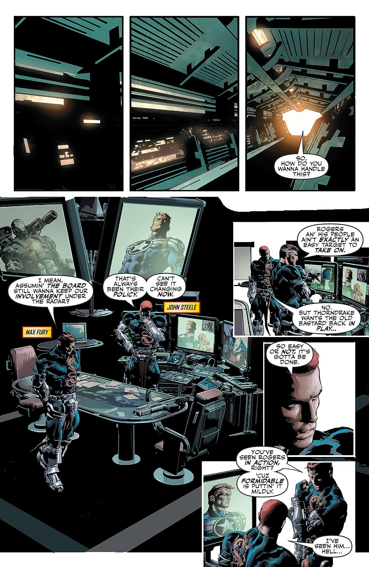 Secret Avengers (2010-2012) #8
