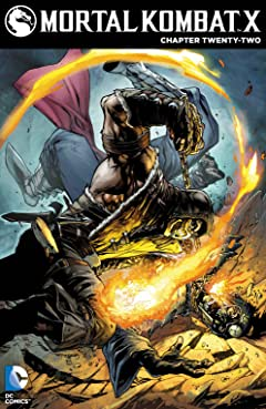 Mortal Kombat X (2015) #22