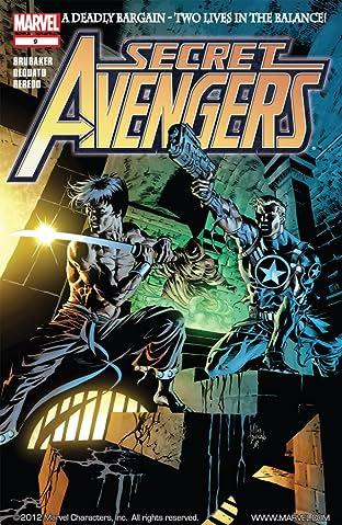 Secret Avengers (2010-2012) No.9
