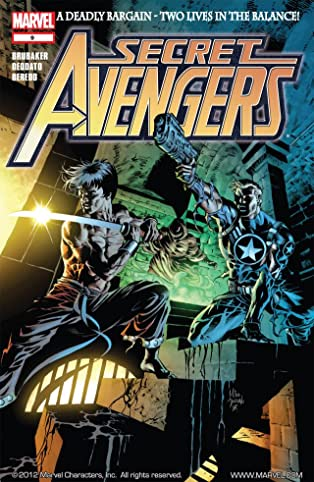 Secret Avengers (2010-2012) #9