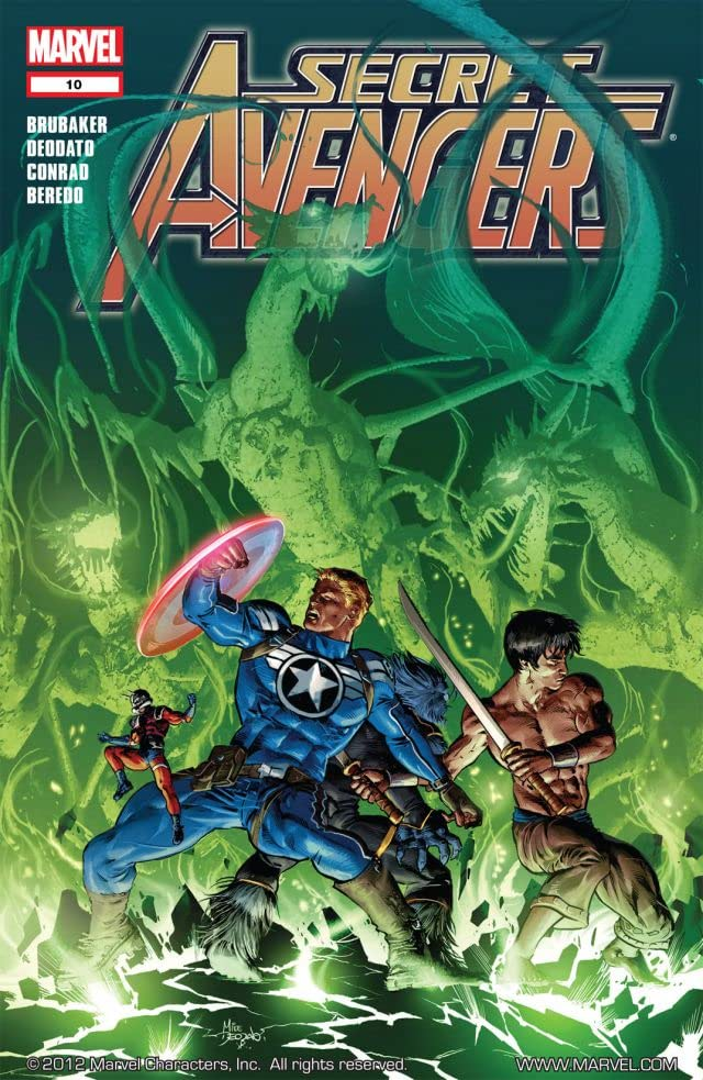 Secret Avengers (2010-2012) #10