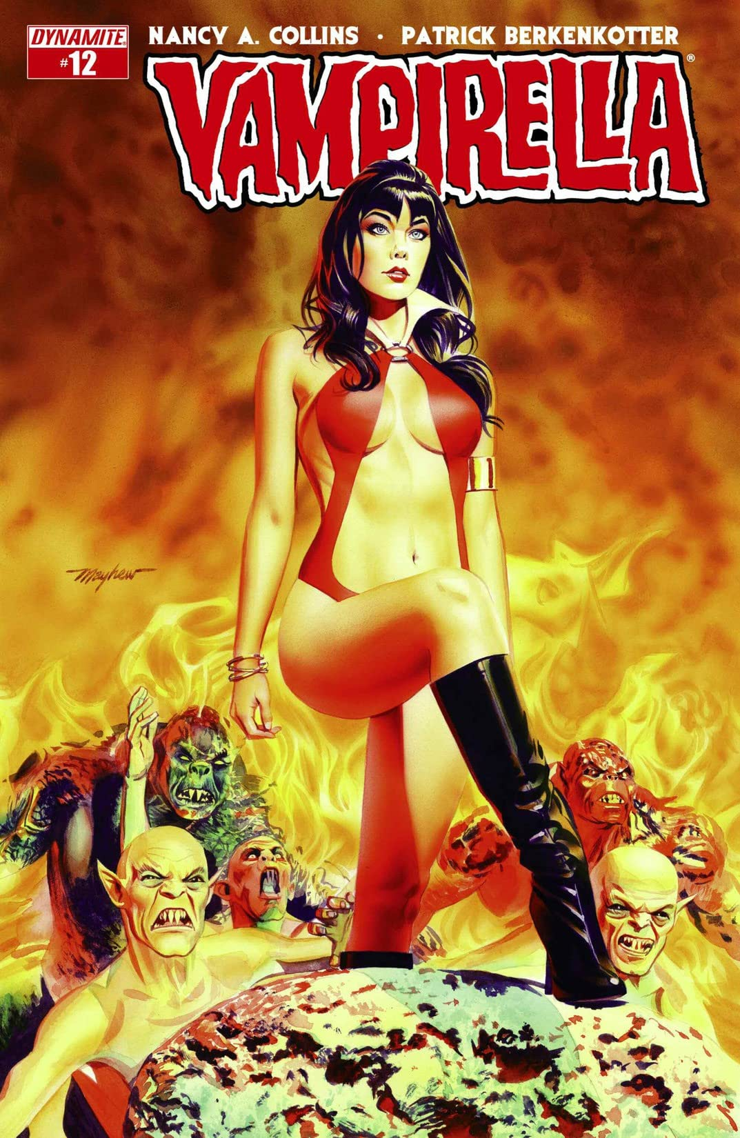 Vampirella (2014-2015) #12: Digital Exclusive Edition