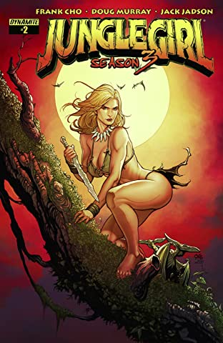 Jungle Girl: Season Three #2 (of 4): Digital Exclusive Edition