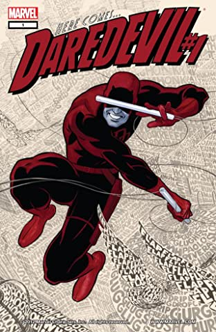 Daredevil (2011-2014) No.1