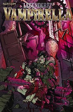 Legenderry: Vampirella #4 (of 5): Digital Exclusive Edition
