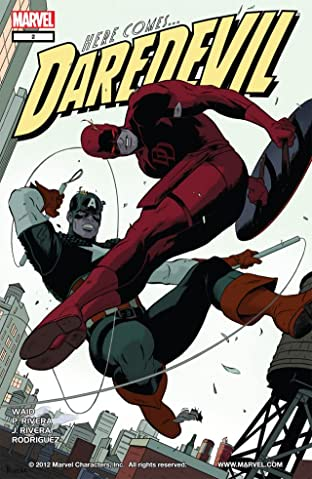 Daredevil (2011-2014) No.2